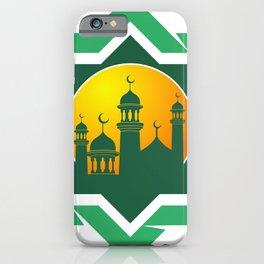 Symbol of Muslim iPhone Case