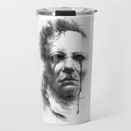 The Shape Bleeds Travel Mug
