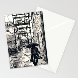 Pig Alley Lawrence Stationery Cards