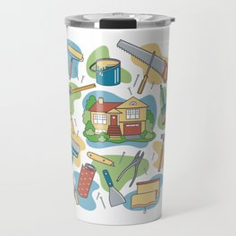 Home Improvement Travel Mug