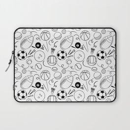 balls Laptop Sleeve
