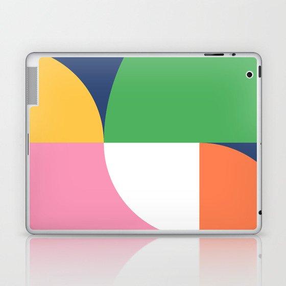 Abstract Geometric 15 Laptop & iPad Skin