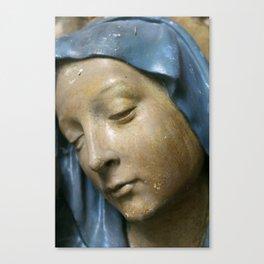 Vierge Canvas Print