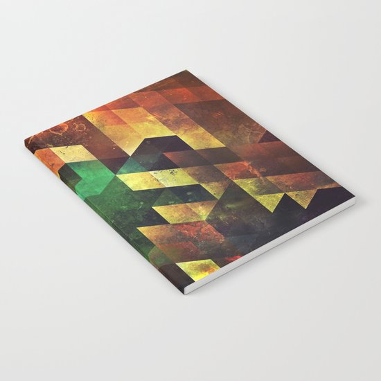 tryxyl mythyd Notebook