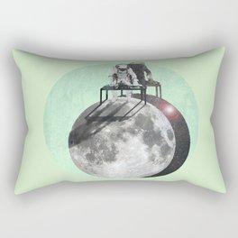 Float the Beat Rectangular Pillow