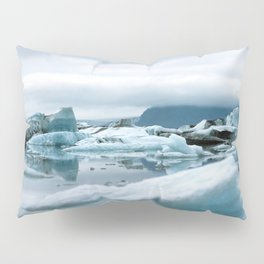 Ice Antartica Pillow Sham