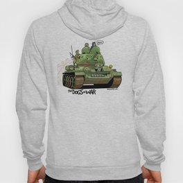The Dogs of War: T34 Hoody