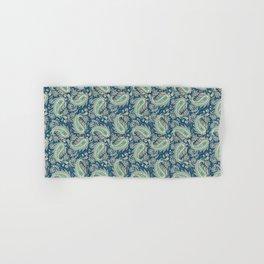 Meredith Paisley - Cerulean Blue Hand & Bath Towel