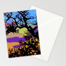 Abstract 176 Stationery Cards