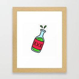 Swill Framed Art Print