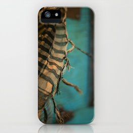 Hem of the Keffieh iPhone Case