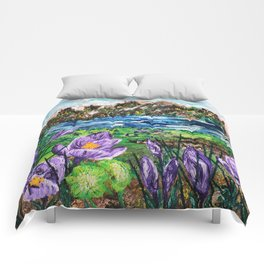 Rebirth Comforters