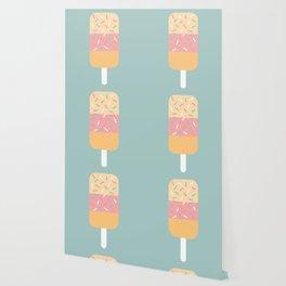 Popsicle (Mint) Wallpaper