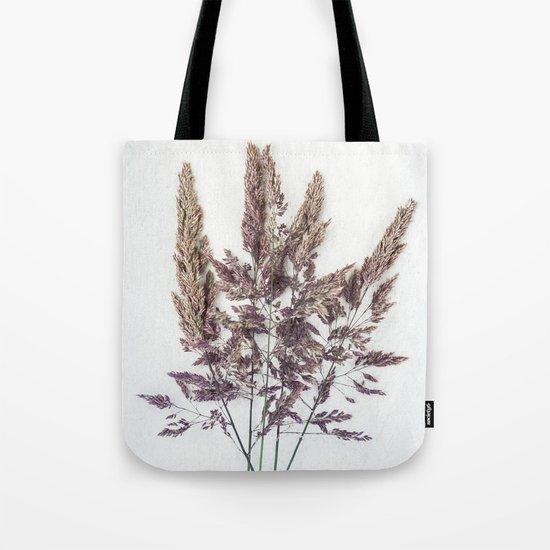 Velvet Grass Tote Bag