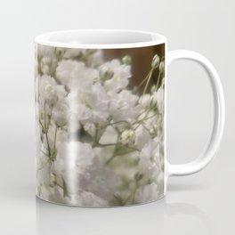Baby's Breath Flowers Coffee Mug