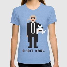 8 Bit Karl T-shirt