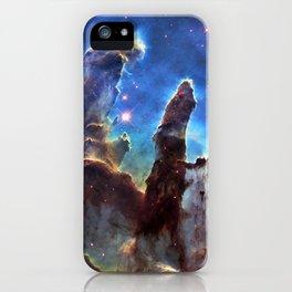 Pillars of Creation iPhone Case