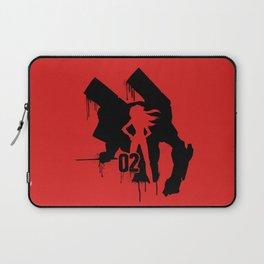 Asuka (Eva Unit-02) Laptop Sleeve