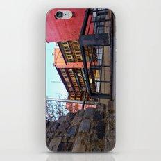Old Town of Madrid - Lavapiés iPhone & iPod Skin