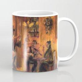 Couple dancing tango in Buenos Aires Coffee Mug
