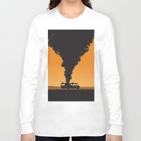 cooking Long Sleeve T-shirts featuring Cooking by Jonathan Hogan