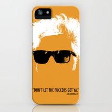 Jim Jarmusch Hair iPhone (5, 5s) Slim Case