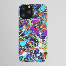 Splat! 2 (Inside Out) iPhone Case