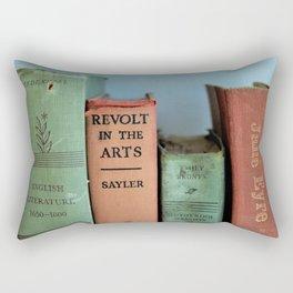 shabby close up Rectangular Pillow