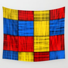 Finding The Intersections Wall Tapestry