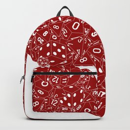 Dice Love Backpack