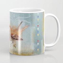 Kathmandu Cinnamon Sparrows Coffee Mug
