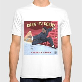 Kung Fu Kenny T-shirt