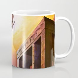 Allo specchio / The mirror Coffee Mug