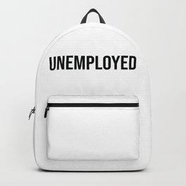 UNEMPLOYED Backpack