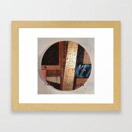 """""""rocket"""" Framed Art Print"""