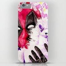 Wade Wilson and Unicorn Pal Slim Case iPhone 6s Plus