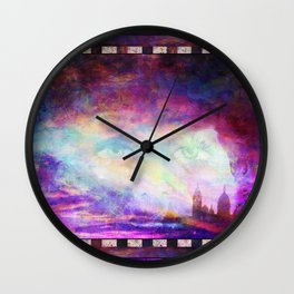 INSPIRING PARIS    Sacre Coeur Wall Clock