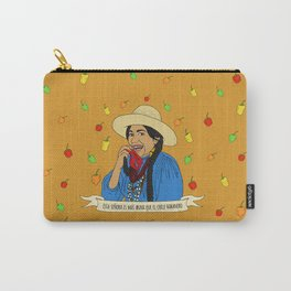 La India Maria Carry-All Pouch