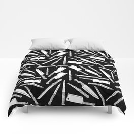 Kitchen Knives Comforters