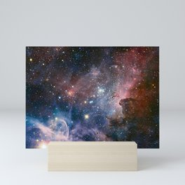 The Carina Nebula Mini Art Print