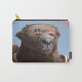 Bear Warrior Carry-All Pouch