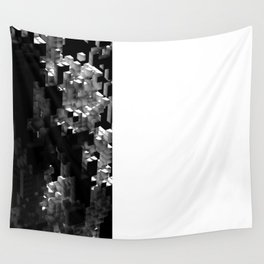 Cellular Automata 01 Wall Tapestry