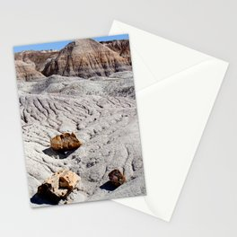 The Painted Desert & Petrified Forest Stationery Cards