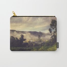 Sunrise Overflow Carry-All Pouch