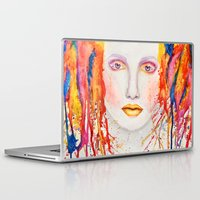 splatter Laptop & iPad Skins featuring Splatter by Funkygirl4ever95