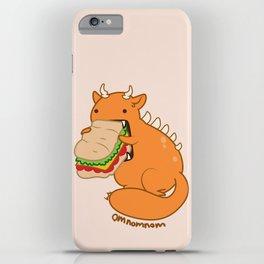 Omnomnom iPhone Case