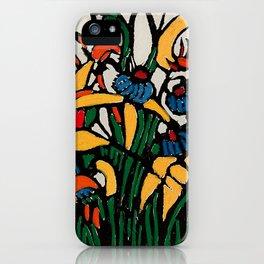 """Christmas Bulbs"" by Australian Artist Margaret Preston iPhone Case"
