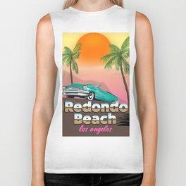 Redondo Beach Los Angeles Biker Tank