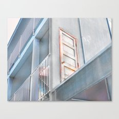 The Door to the Other Side- Vacancy Zine Canvas Print