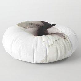 Blac Ink 2 Floor Pillow